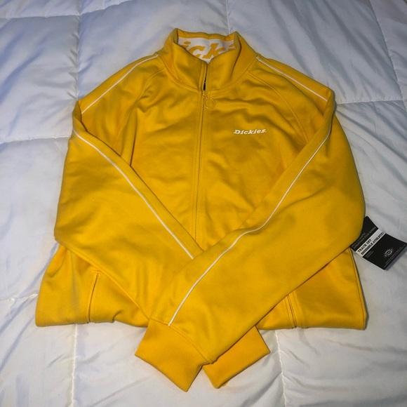Dickies Zip-up Sweater